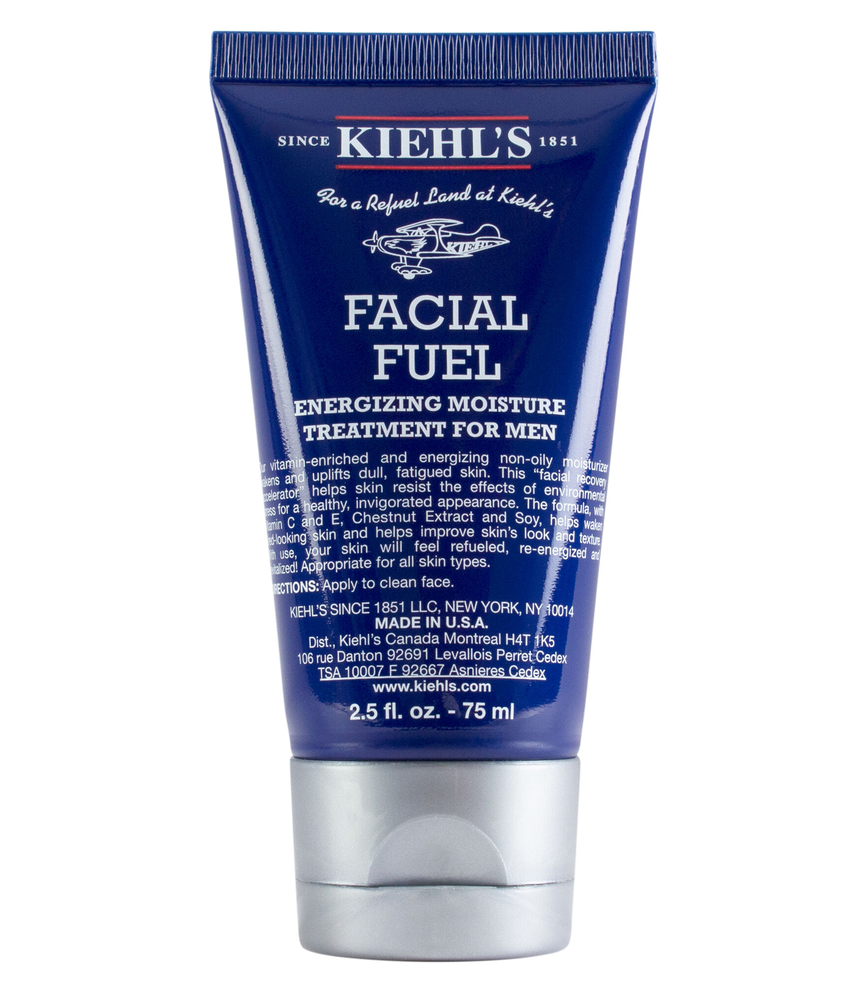 Multi purpose facial formula for men