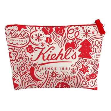 Limited Edition Kate Moross Holiday Pouch