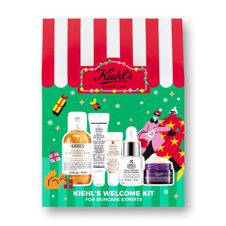 Welcome Kit for Skincare Experts