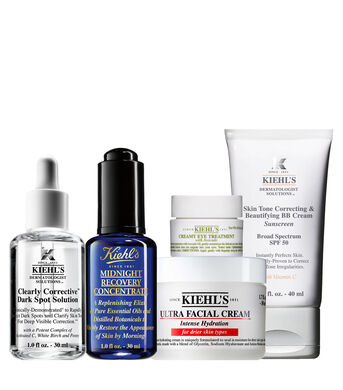 Anti-Dark Spot Intensely Hydrating with Tinted UV Protection Routine