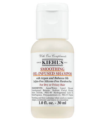 Smoothing Oil-Infused Shampoo 30ml