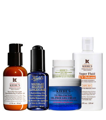 The Line Reducing Routine for Oily Skin