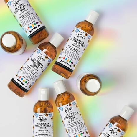 Just Like Us Limited Edition Design Calendula Herbal-Extract Toner