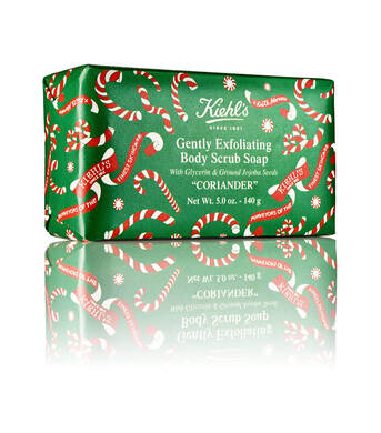 Gently Exfoliating Body Scrub Soap