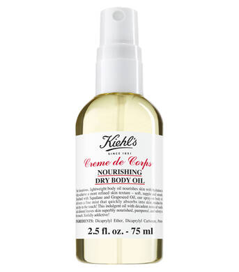 Crème de Corps Nourishing Dry Body Oil