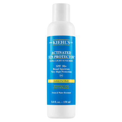 Activated Sun Protector Lotion for Body SPF 50