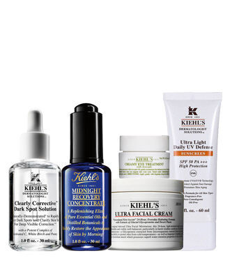 Anti-Dark Spot Hydrating with UV Protection Routine
