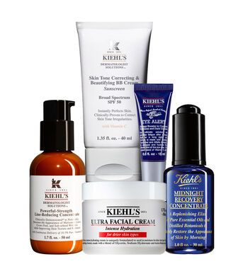 The Line Reducing Routine for Dry Skin