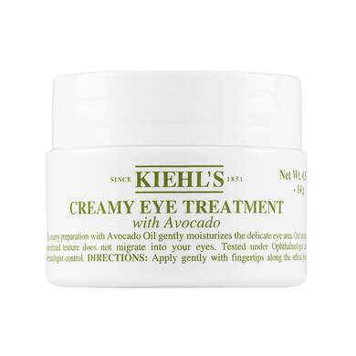Creamy Avocado Eye Treatment