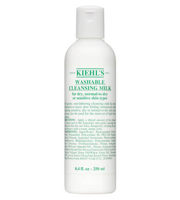 Washable Cleansing Milk