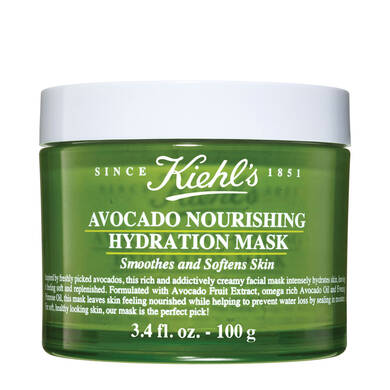 Avocado Hydration Mask