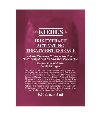 Iris Extract Activating Treatment Essence Sample