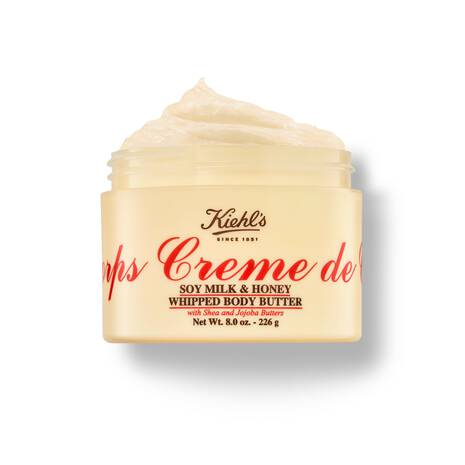 Creme de Corps Soy Milk & Honey Whipped Body Butter 0