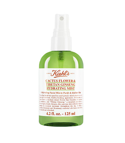 Cactus Flower and Tibetan Ginseng Hydrating Mist