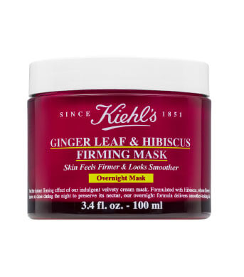 Ginger Leaf and Hibiscus Firming Masque